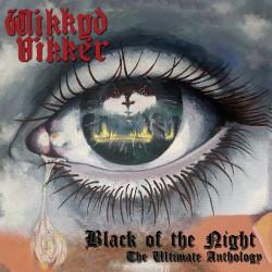 """WIKKYD VIKKER """"Black Of The Night"""" CD"""