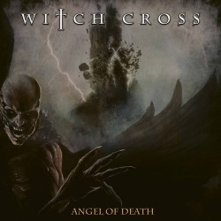 "WITCH CROSS ""Angel of Death"" LP (splatter)"