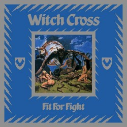 """WITCH CROSS """"Fit For Fight"""" LP (splatter)"""