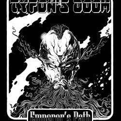 "TYFON'S DOOM ""Emperor's Path"" TSHIRT"